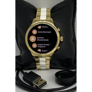 Michael Kors Gen 4 Gold Smart Watch MKT5045 PD130